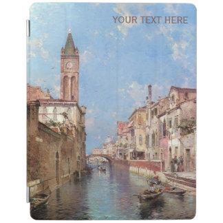 Unterberger's Venice custom device covers iPad Cover
