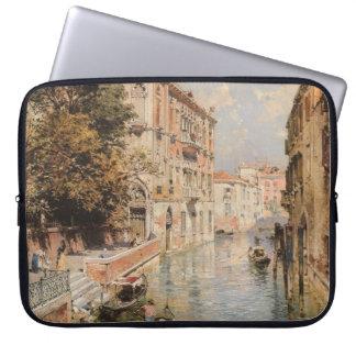 Unterberger's Venice laptop sleeve