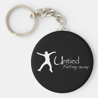 Untied - Falling Away Keychain