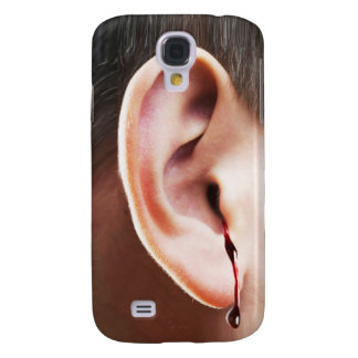 """Until Ear Bleeds"" HTC Vivid Tough Case Samsung Galaxy S4 Cover"