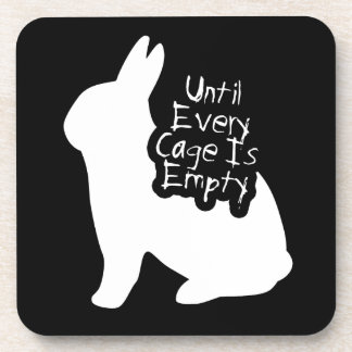 Until Every Cage is Empty (ALF) Beverage Coaster