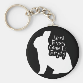 Until Every Cage is Empty (ALF) Keychain