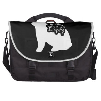Until Every Cage is Empty (ALF) Laptop Messenger Bag