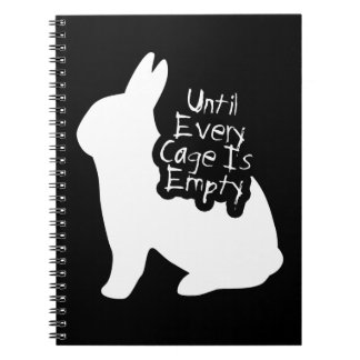 Until Every Cage is Empty (ALF) Notebook