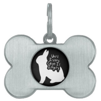 Until Every Cage is Empty (ALF) Pet ID Tag