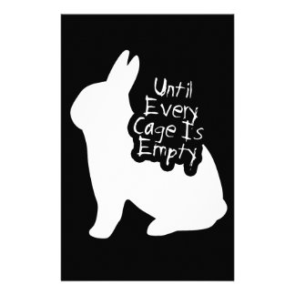 Until Every Cage is Empty (ALF) Stationery