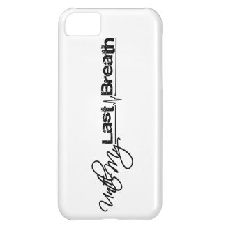 Until My Last Breath iPhone5 Barely There Cover