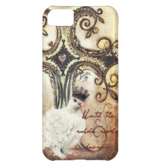 UNTIL-Painted Especially for The Vampire Diaries iPhone 5C Covers