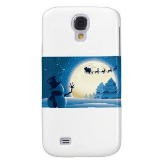 Until Santa Comes Back Samsung Galaxy S4 Cover