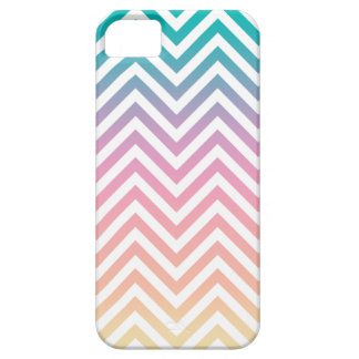 Until Sunset Chevron White iPhone SE/5/5s Case