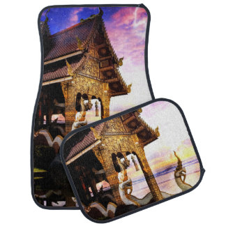 Until the End of Time Car Floor Mat