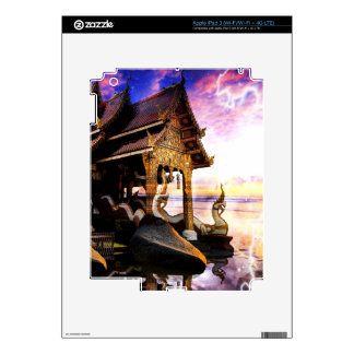 Until the End of Time iPad 3 Skin