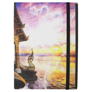 "Until the End of Time iPad Pro 12.9"" Case"