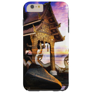 Until the End of Time Tough iPhone 6 Plus Case