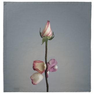 Until the last petal... cloth napkin