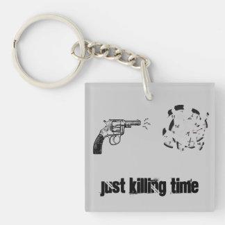 Untimely Keychain