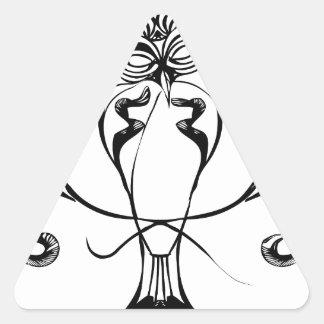 Untitled262 copybigger triangle sticker