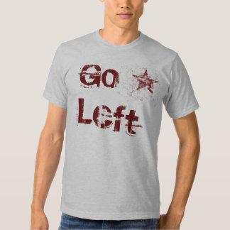 Untitled2-1, GoLeft - Customized - Customized T-Shirt