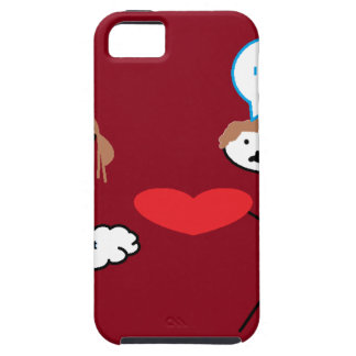 Untitled2.png iPhone SE/5/5s Case