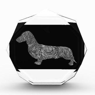 Untitled464 copydashound acrylic award