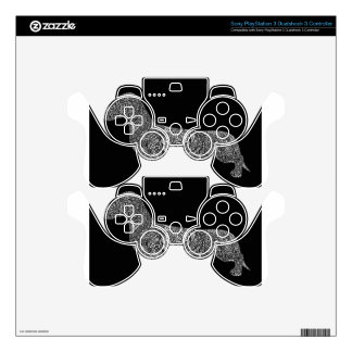 Untitled464 copydashound decal for PS3 controller