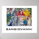 Untitled 14, SANGIOVANNI Print