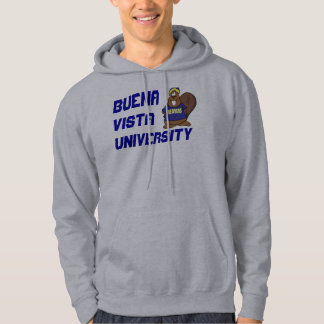 Untitled-1, BUENA, VISTA, UNIVERSITY Hooded Sweatshirt