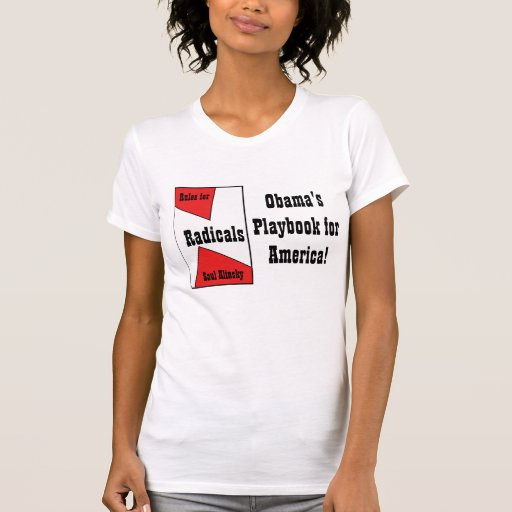 Untitled-1, radicales, reglas para, Saul Alinsky,… T Shirts