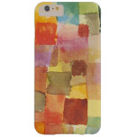 Untitled Abstract by Paul Klee Barely There iPhone 6 Plus Case