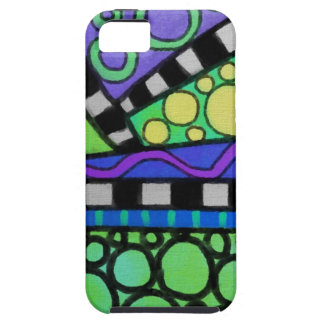 Untitled Abstract iPhone 5 Covers