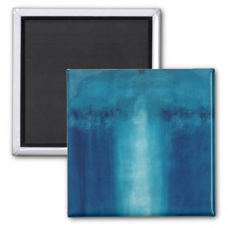 Untitled blue painting 1995 magnet