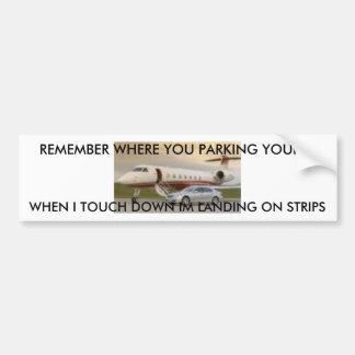 Untitled Bumper Sticker Car Bumper Sticker