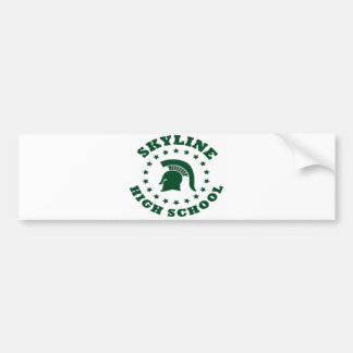 Untitled Bumper Sticker Car Bumper Sticker