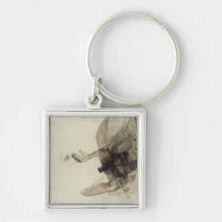 Untitled, c.1853-5 keychain