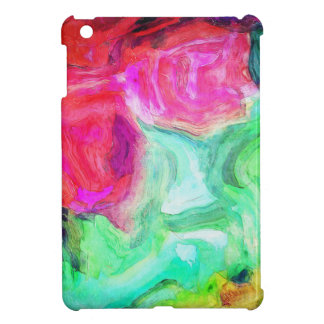 Untitled Colorful Abstract Cover For The iPad Mini