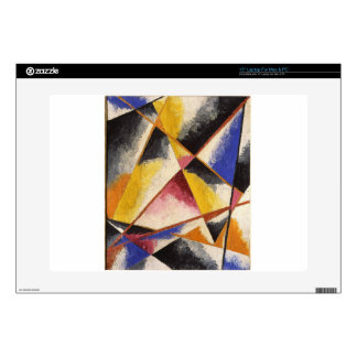 Untitled Compositions by Lyubov Popova Laptop Decal