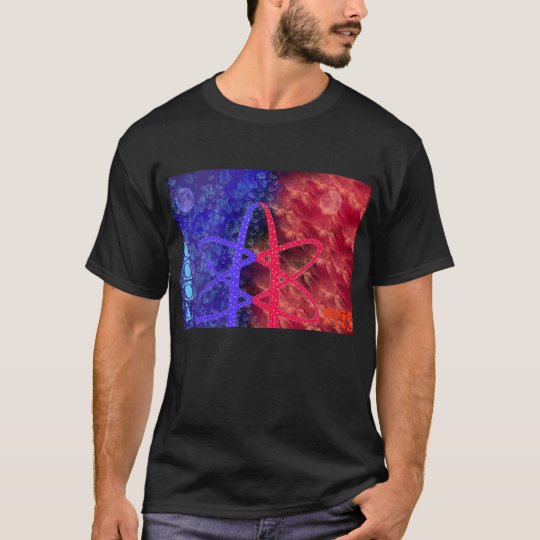 Untitled, COOL, FIRE T-Shirt