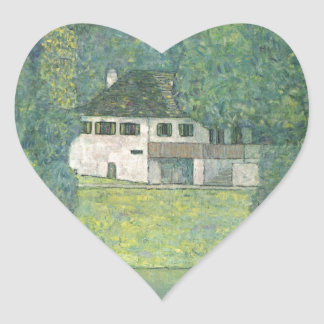 Untitled Cool Heart Sticker