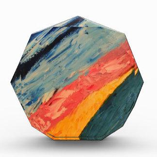 Untitled Creation Acrylic Award