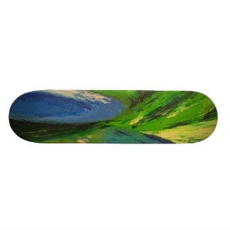 Untitled Creation Custom Skateboard