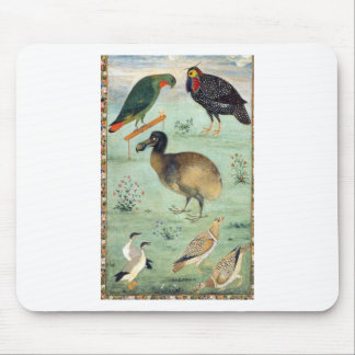 Untitled (Dodo) by Ustad Mansur Mouse Pad