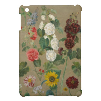 Untitled (Flowers) (oil on board) Case For The iPad Mini
