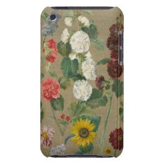 Untitled (Flowers) (oil on board) iPod Case-Mate Case