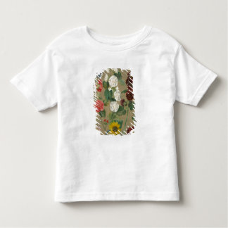 Untitled (Flowers) (oil on board) Toddler T-shirt