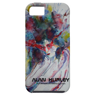 untitled girl on this limited edition iphone case