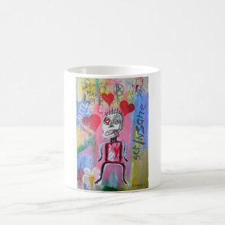 Untitled (love) coffee mug