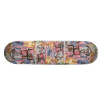 untitled (Noise) skateboard