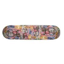 untitled (Noise) skateboard