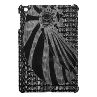 Untitled Number One - Inverse Variant iPad Mini Cover