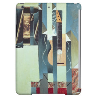 Untitled (oil on canvas) iPad air cases